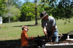 Teaching of Blacksmithing by Chuck Averett