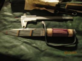 Bad ass knife